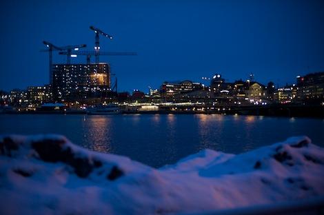 Stockholm får ny profil