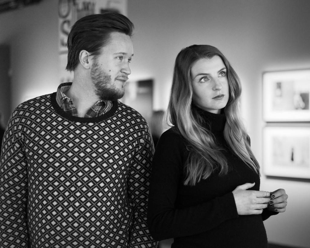 Erik och Karolina Modig