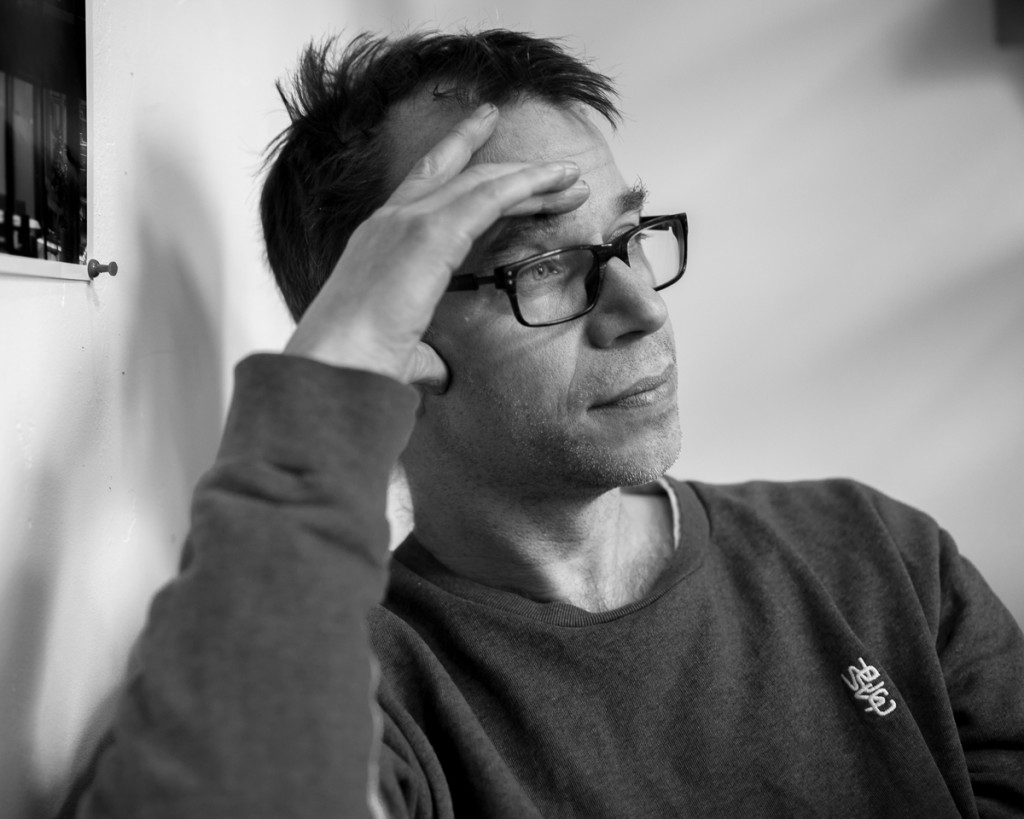 Ulf Lundin. Foto: Göran Segeholm